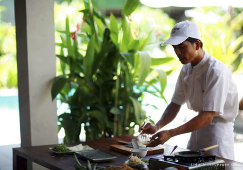 Cooking tour in Hoi An