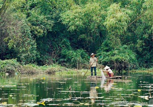 Exclusive trip Pu Luong to Ninh Binh 4 days