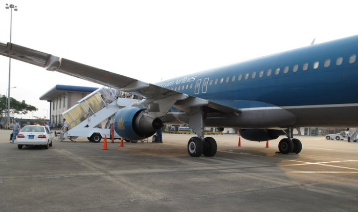 Phu Bai airport in Hue will be closed