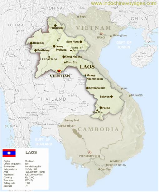 Laos_general_info
