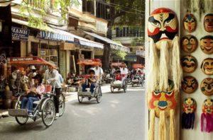 Hanoi Vietnam Travel