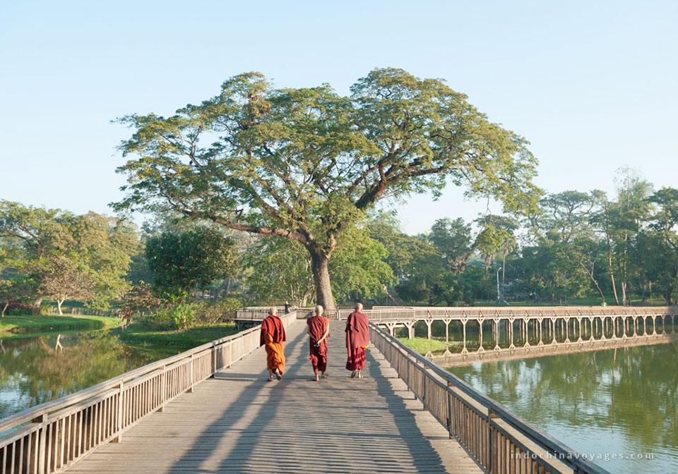 Best month to visit Myanmar