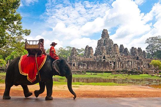 Classic Angkor 4 Days