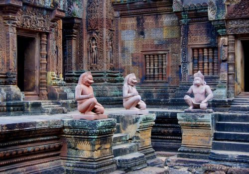 Cambodia Cuisine and Adventure 4 Days