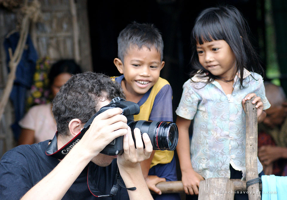 people in kep cambodia