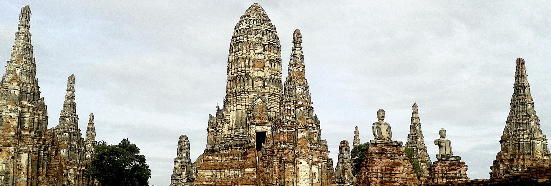 Central Thailand 3 Days