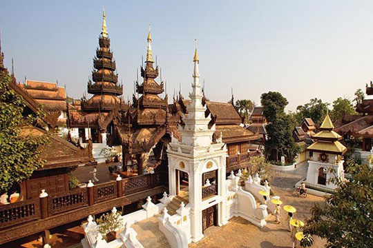 Bangkok to Chiangmai 4 Days