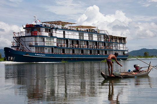 8 Days Cruise From Siem Reap To Saigon