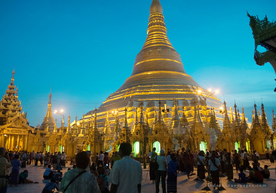 Arrival-Yangon