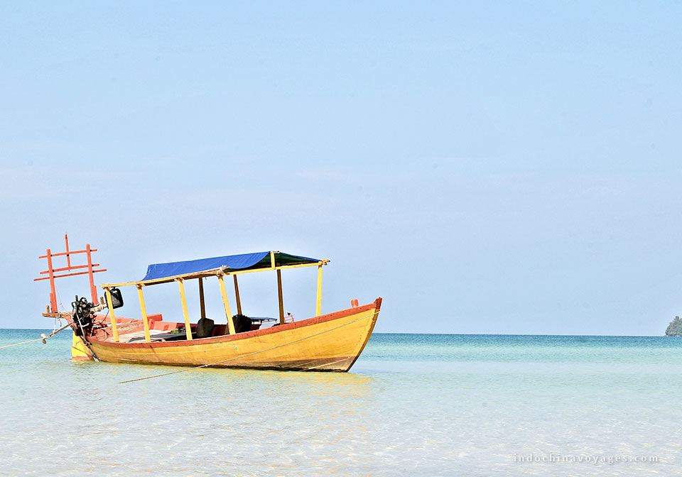 Visit-Koh-Chaluh, Bamboo-Island