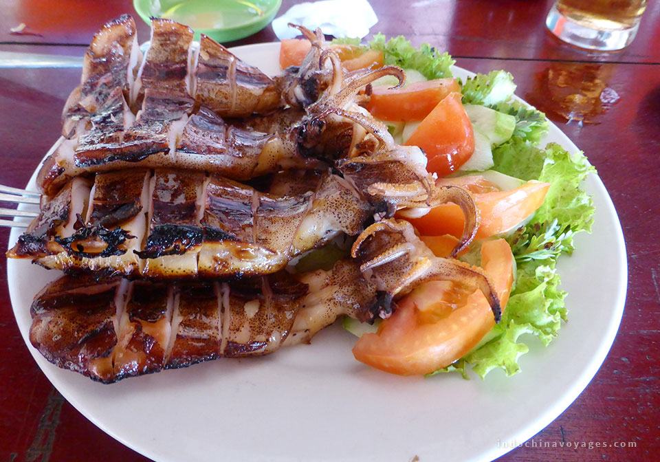 Enjoy Seafood in Phu Quoc