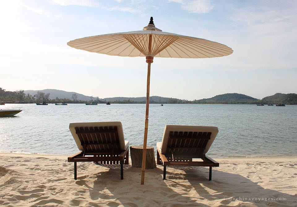 beach in Cambodia