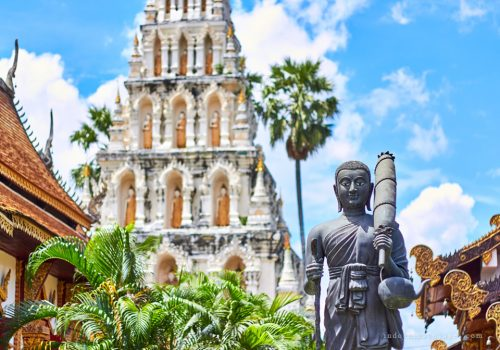 Bangkok To Chiang Mai 4 Days