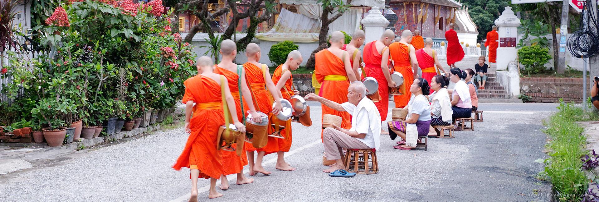 The spirit of Luang Prabang 5 Days