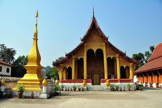 The spirit of Luang Prabang 5D 4N