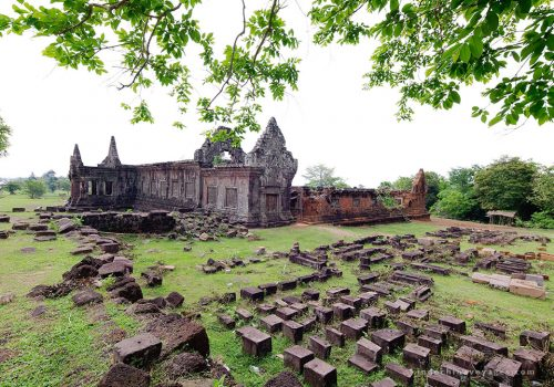Southern Laos Adventure 7 Days
