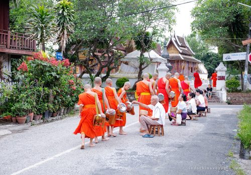 The spirit of Luang Prabang 5 Days