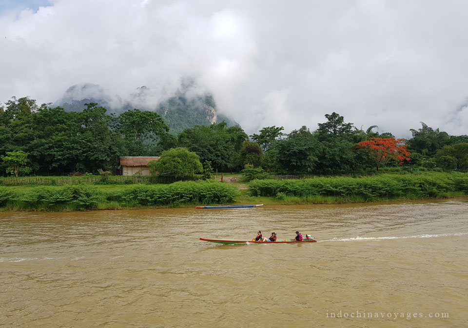 Explore vang Vieng Laos