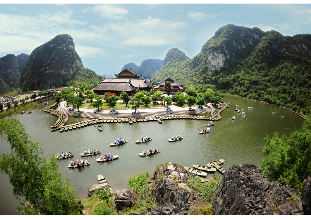 Trang An wins coveted world heritage recognition