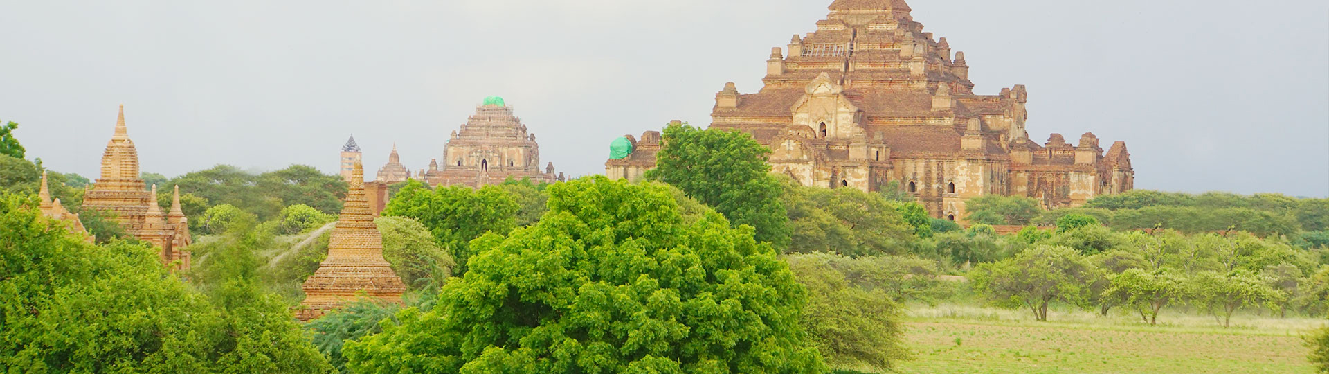 Bagan – the most mysterious city in Myanmar
