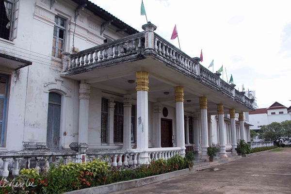 Laos National Museum in Vientiane