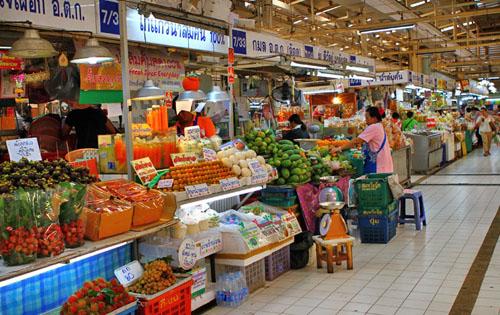 Tor Kor Market