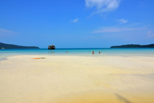 Sihanoukville, Cambodia – all you can imagine about beach
