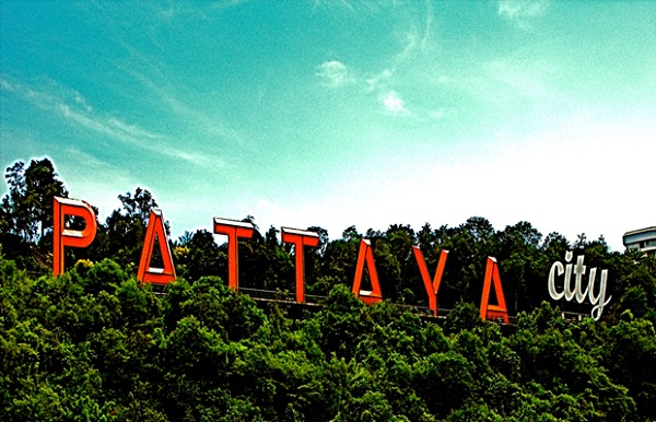 Pattaya's welcome to tourist