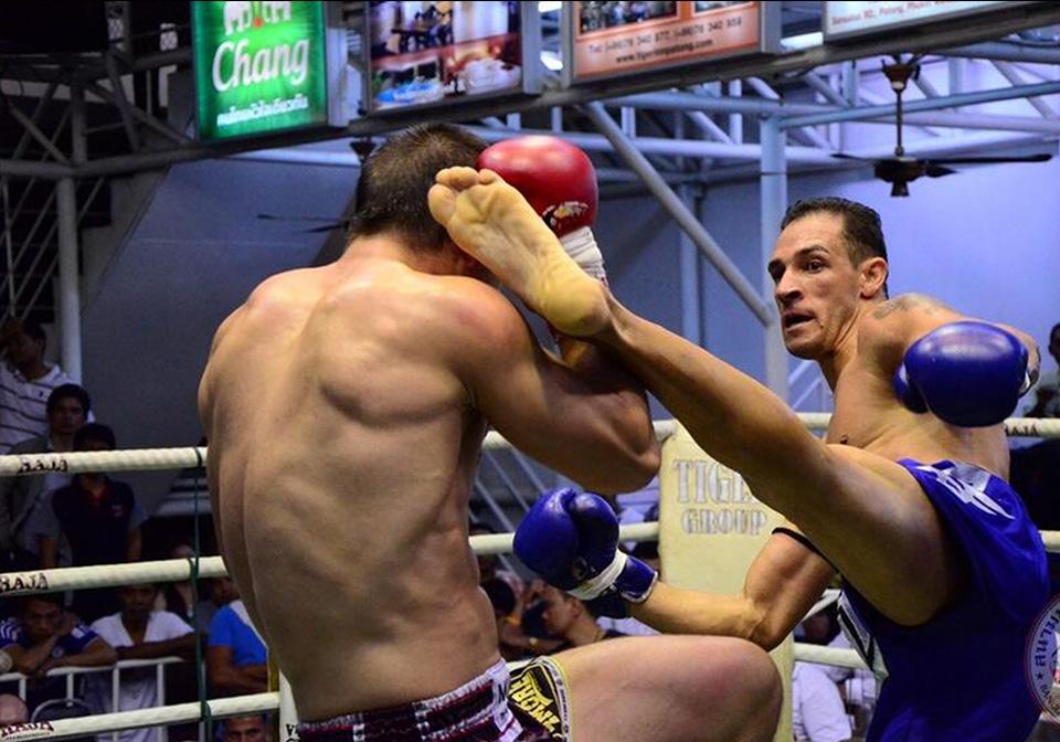 Muay Thai at Bangla Boxing Stadium