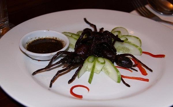 cambodia food - Indochina Travel