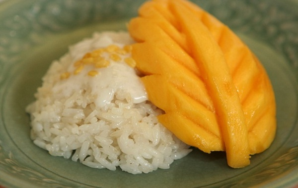 Pattaya The Best Place To Enjoy The Thai Mango Sticky Rice Pudding