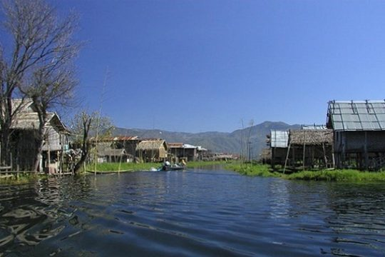 Heho, a beautiful town leading you to the stunning Inle Lake, Myanmar