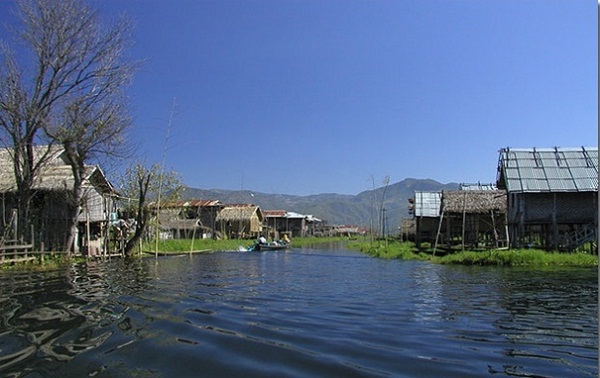 Heho – the primary gateway to the tourist attraction of Inle Lake