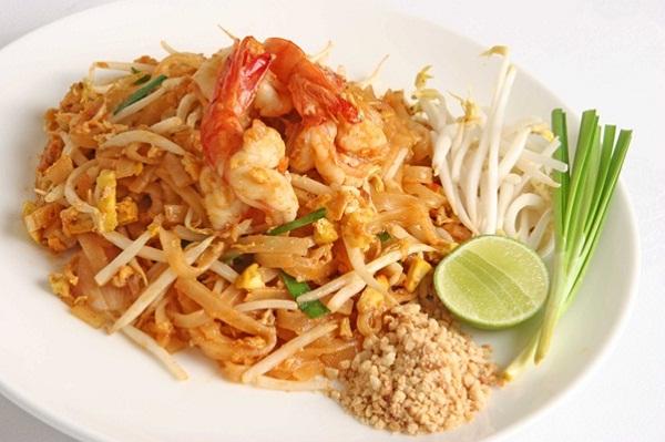 Pad Thai dish