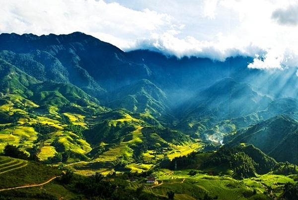 Muong Hoa Valley in Sapa