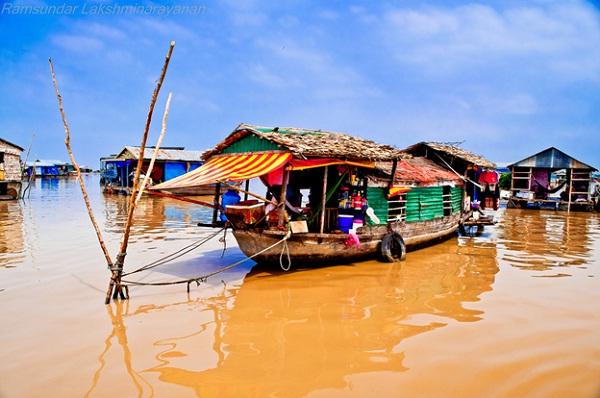 Tonle' Sap Lake