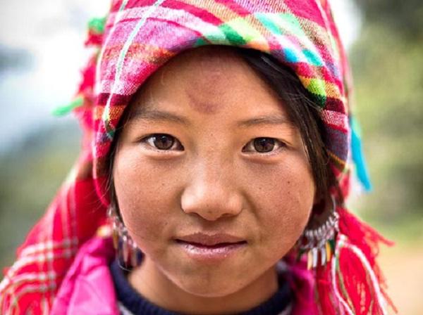 Cat Cat village - home of Black Hmong ethnic minorities