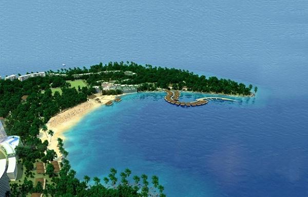 Morakot Island, Cambodia