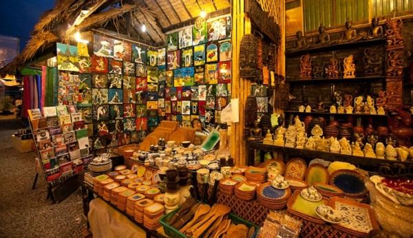 Night Market In Siem Reap Cambodia Cambodia Travel Guide
