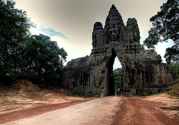 Angkor Thom – the last great capital of the Khmer empire