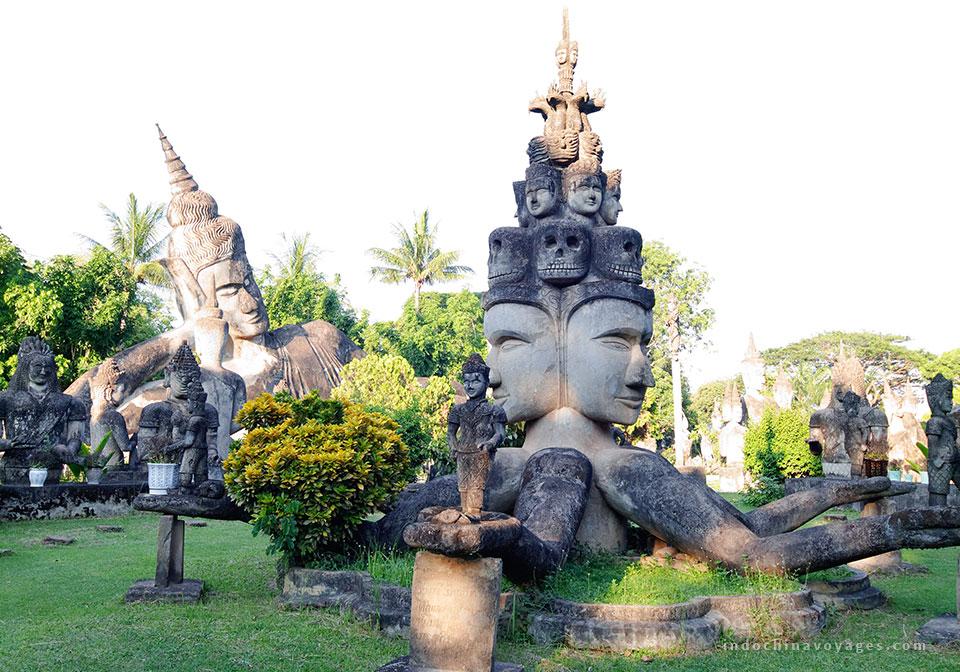 Vientiane Private Day Tour