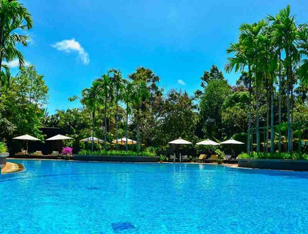 Overview of Borei Angkor Resort and Spa