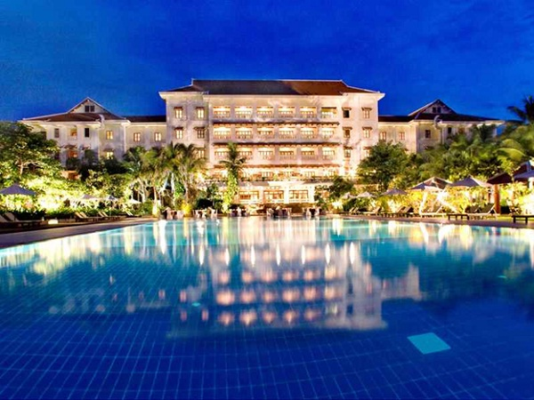 Overview of Royal Angkor Resort and Spa