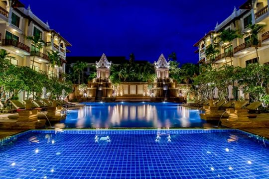 3 must – try resorts when traveling in Siem Reap