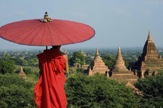 A day venture out at Bagan