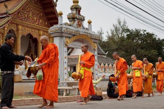 Luang Prabang Marvelous Day Tour