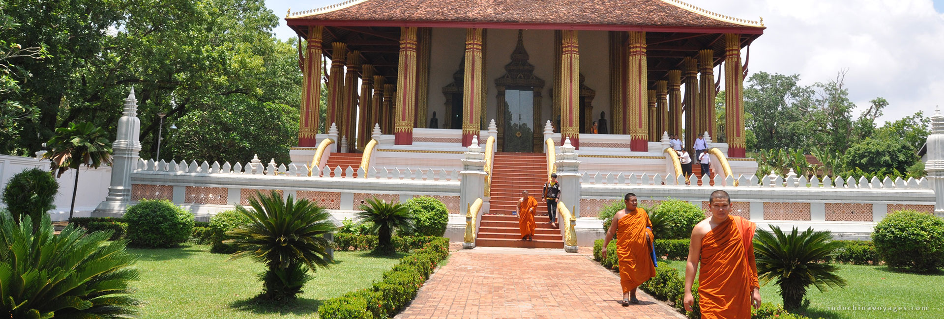Luang Prabang Marvelous Day Tour