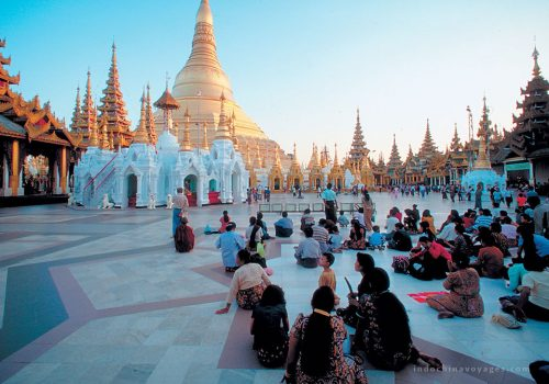 Private City Tour In Yangon