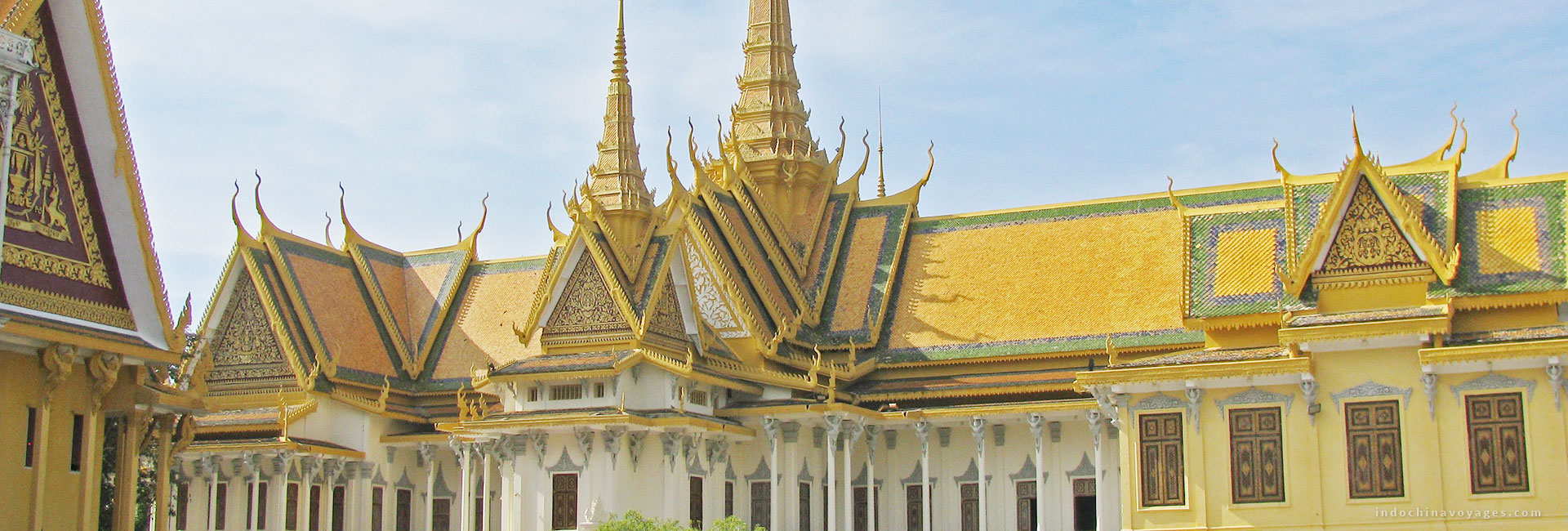 Phnom Penh City Highlights Tour