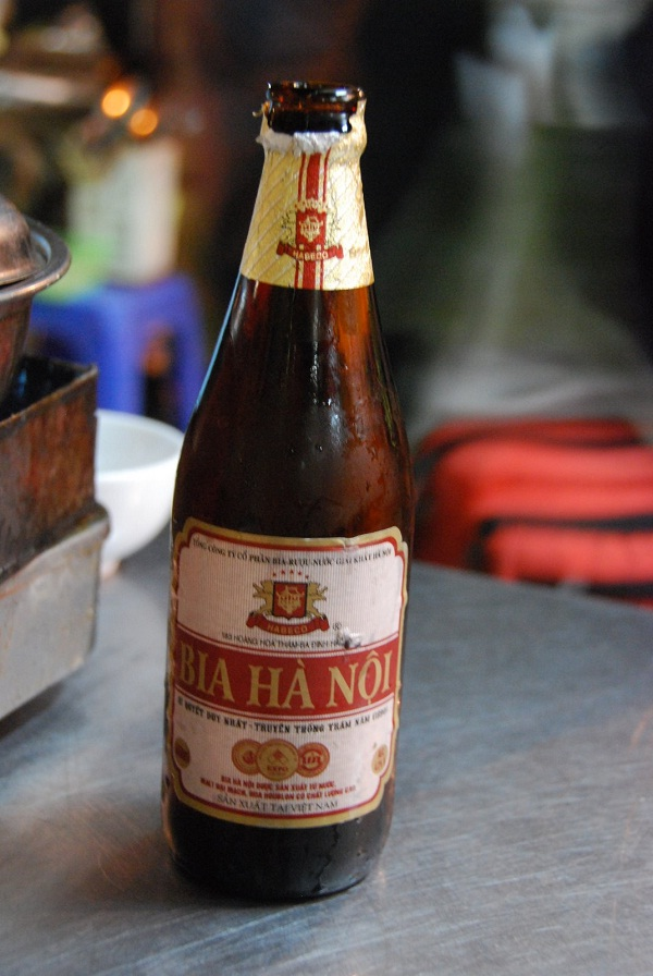 Cheers! Keep calm and drink Bia Hoi in Vietnam